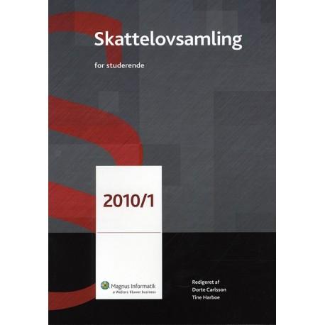 Skattelovsamling for studerende (2010/1)