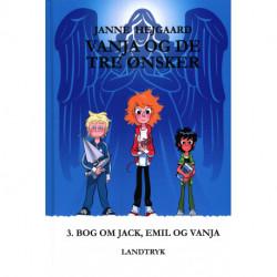 VANJA OG DE TRE ØNSKER