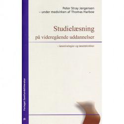 Studielæsning på videregående uddannelser: læsestrategier og læseteknikker