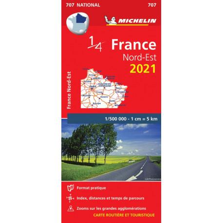 France Northeast 2021