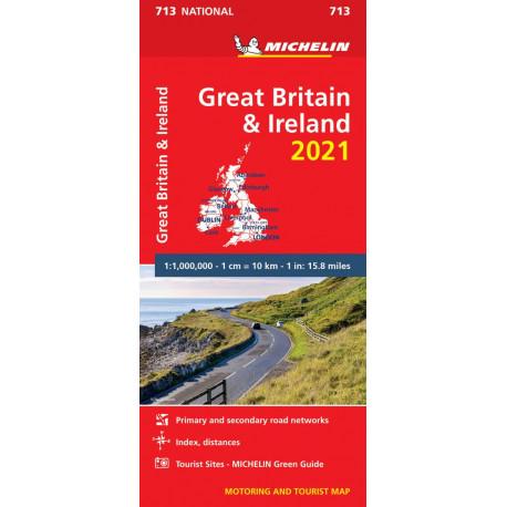 Great Britain & Ireland 2021