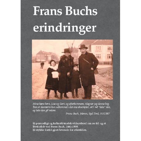 Frans Buchs erindringer