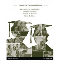 Intermediate Algebra for College Students Pearson New International Edition, plus MyMathLab without eText