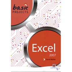 Basic Projects in Excel 2007 Pack of 10
