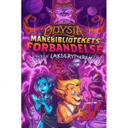 Månebibliotekets forbandelse: Legender fra Odysïa