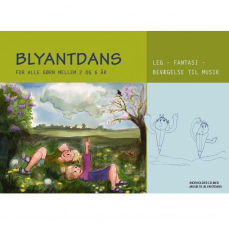 BLYANTDANS: For alle børn mellem 2 og 6 år