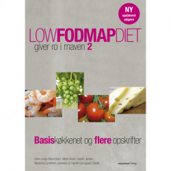 Low FODMAP diet 2: Basiskøkkenet og flere opskrifter