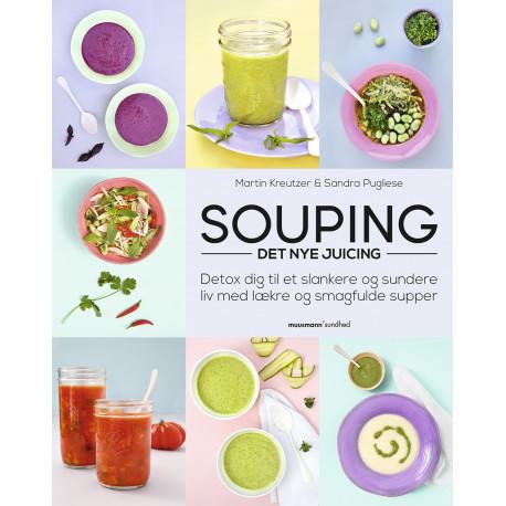 Souping – det nye juicing: Detox dig til et slankere og sundere liv med lækre og smagfulde supper