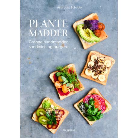 Plantemadder: Grønne håndmadder, sandwich og burgere