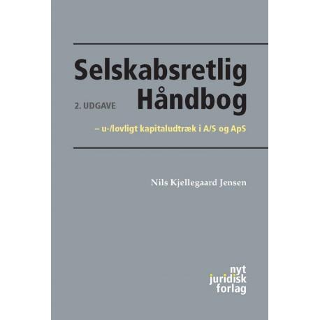 Selskabsretlig Håndbog: u-/lovligt kapitaludtræk i A/S og ApS