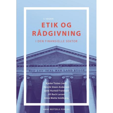 Etik og rådgivning: i den finansielle sektor
