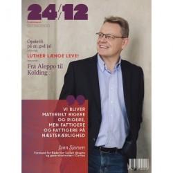 24:12: et julemagasin (2017 (10. udgave))