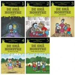 De små monstre 1-5