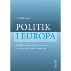 Politik i Europa: Konflikt, samarbejde og institutioner i de europæiske politiske systemer