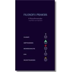 Filosofi i praksis: 4 filosofimetoder - med Platon som inspiration