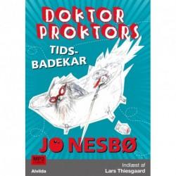 Doktor Proktors tidsbadekar (2)