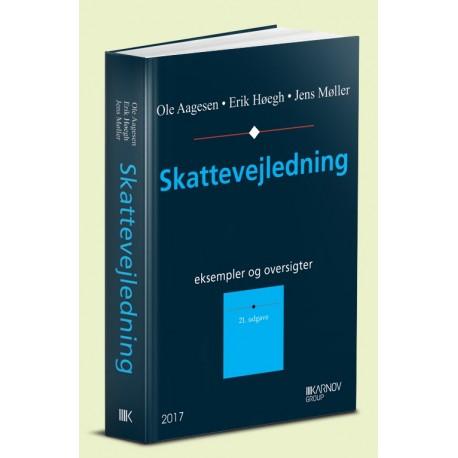 Skattevejledning 2017. Eksempler og oversigter: Se også ISBN 978-87-619-3842-8