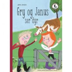 Gry og Janus ser dyr