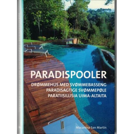 Paradisagtige svømmepøle