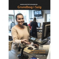 Grundbog i salg: handelsassistentuddannelsen