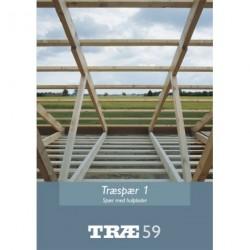 TRÆ 59 Træspær: Spær med hulplader