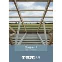 Træspær - Spær med hulplader (Bind 1)
