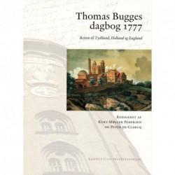 Thomas Bugges dagbog 1777: Rejsen til Tyskland, Holland og England