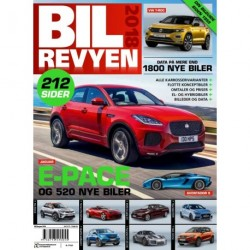 Bil-revyen (Årgang 2018)