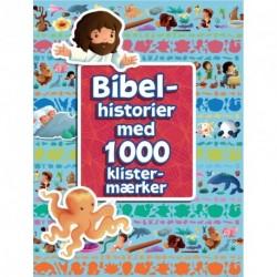 Bibelhistorier med 1000 klistermærker