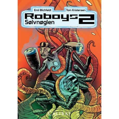 Roboys 2: Sølvnøglen