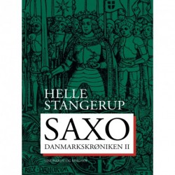 Saxo: Danmarkskrøniken II