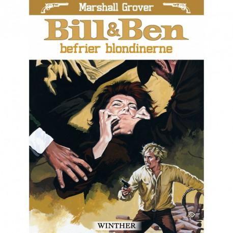 Bill og Ben befrier blondinerne