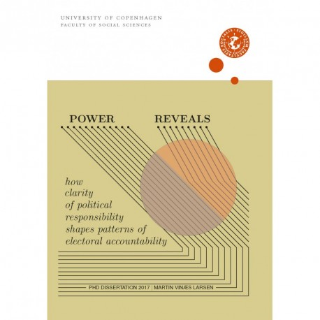 Power Reveals: how clarity of political responsibility shapes patterns