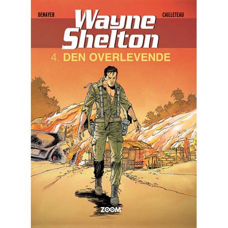 Wayne Shelton 4: Den overlevende
