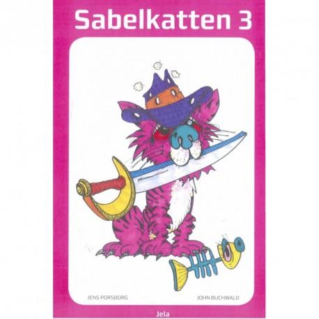 Sabelkatten (Bind 3)