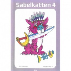 Sabelkatten (Bind 4)
