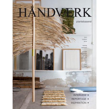 HÅNDVÆRK bookazine - plantebaseret (dansk udgave)