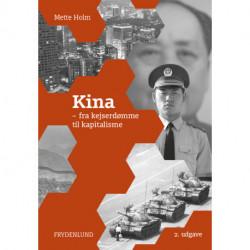 Kina: fra kejserdømme til kapitalisme