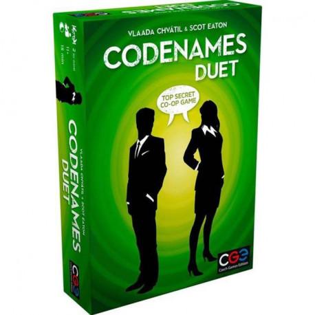 Codenames: Duet - Dansk