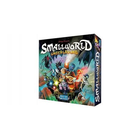 Small World: Underground (engelsk)