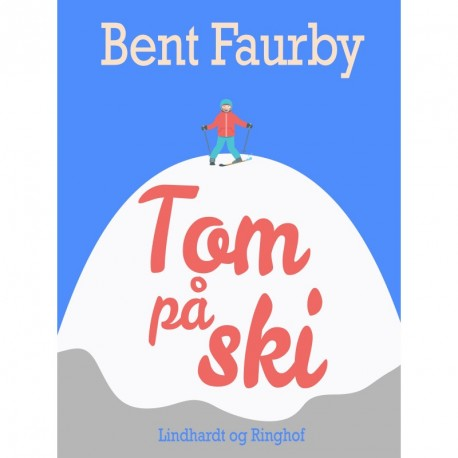 Tom på ski