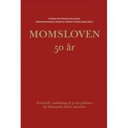 Momsloven 50 år: festskrift i anledning af 50 års jubilæet for Danmarks første momslov