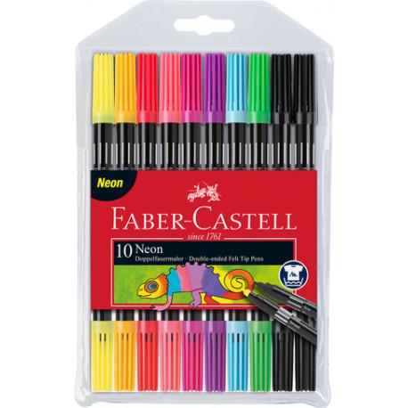 Faber-Castell Neon Tusser