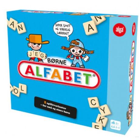 Børne Alfabet