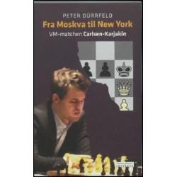 Fra Moskva til New York: VM-matchen Carlsen-Karjakin