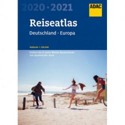 ADAC Reiseatlas Deutschland Europa 2020/2021