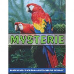 MYSTERIE FARBEN FARBE NACH ZAHL & ENTDECKEN SIE DIE MAGIE!: Extreme kreative Farbherausforderungen, um mysteriose Tiere zu vervollstandigen. Farbe nach Anzahl Stressabbau