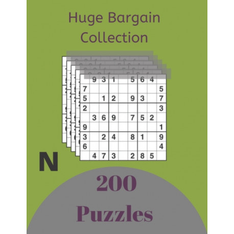 Huge Bargain Collection n 200 puzzles: Tips, and techniques, and math skills with puzzle how to solve magic for Adults