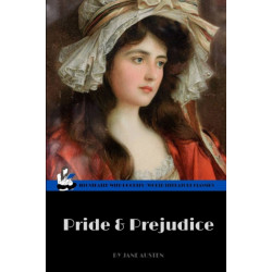 Pride & Prejudice by Jane Austen (World Literature Classics / Illustrated with doodles)