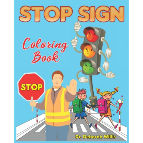 STOP SIGN: COLORING BOOK